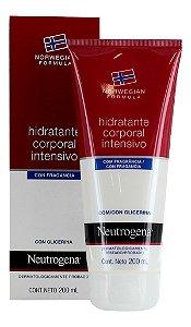 Neutrogena Norwegian Hidratante Corporal Intensivo com Fragrância - 200 ml
