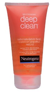 Neutrogena Deep Clean Sabonete Facial Grapefruit  - 150mL