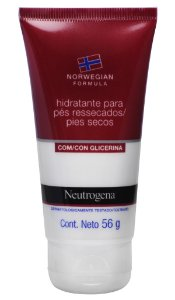 Neutrogena Norwegian Creme Hidratante para Pés - 56g