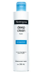 Neutrogena Deep Clean Loção Demaquilante - 200mL