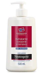 Neutrogena Norwegian Hidratante Corporal com Fragrância - 500 ml