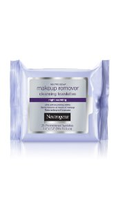 Lenço Demaquilante Neutrogena Night Calming -  25 Unidades