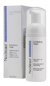 Neostrata Espuma de Limpeza Skin Active Exfoliating Wash - 125mL
