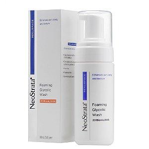 Neostrata Espuma de Limpeza Facial Resurface Foaming Glycolic Wash - 100ml