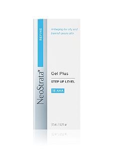 Neostrata Gel para Rosto E Pescoço Refine Gel Plus - 125mL