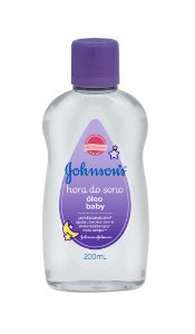 Johnson's Baby  Óleo Hora do Sono - 200 mL