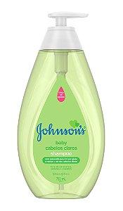 Johnson's Baby Shampoo Infantil Cabelos Claros -750mL