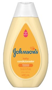 Johnson's Baby Condicionador Infantil - 400 mL