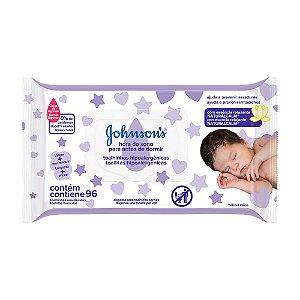 Johnson's Baby Lenços Umedecidos Hora do Sono - 96 Unidades