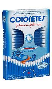 Cotonetes Johnson's - 75 unidades