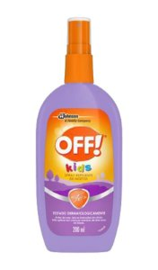 Repelente Off Kids Spray - 200ml