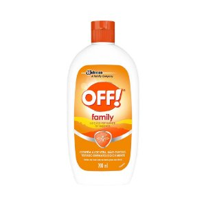 Repelente Off Family Hidratação Loção - 200 ml