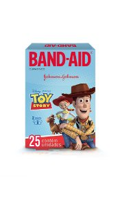 Band Aid Curativo Toy Story - 25 Unidades