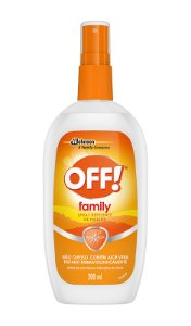 Repelente Off Family Spray - 200mL