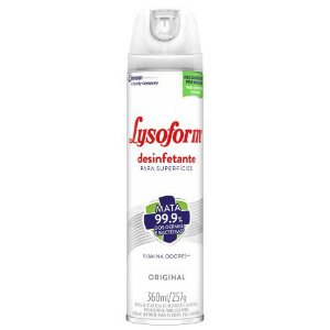 Lysoform Spray Original - 360ml