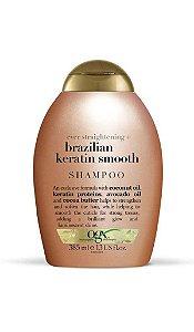 Shampoo Ogx Brazilian Keratin Smooth- 385mL