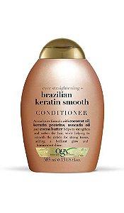 Condicionador Ogx Brazilian Keratin Smooth - 385mL