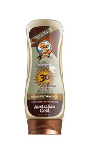 Australian Gold Kona Coffee Instant Bronzer FPS 30 - 237ml