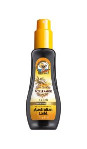 Australian Gold Spray Gel Bronzeador Accelerator - 125ml