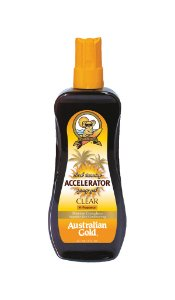 Australian Gold Spray Gel Bronzeador Accelerator - 237ml