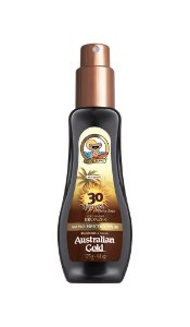 Australian Gold Spray Gel FPS 30 Instant Bronzer - 125ml
