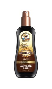 Australian Gold Spray Gel Bronzeador Accelerator Instant  - 237ml