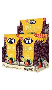 Fini Açaí + Vitamina B - Caixa Com 12 Unidades