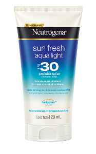 Sun Fresh Aqualight FPS 30 120ml