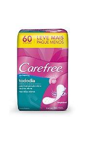 Protetor Diário Carefree  - Leve 60 Pague Menos