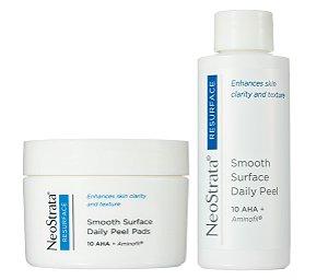 Neostrata Resurface Smooth Surface Daily Peel Pads Peeling Anti-idade - 60mL - VENC. 30/07