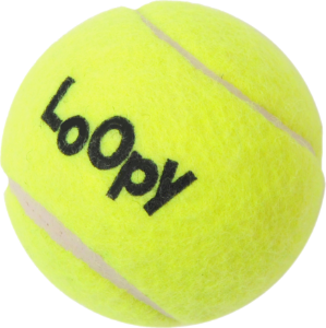 Loopy Dog Fun Bola Tênis