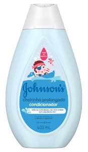 Johnson's Baby Condicionador Infantil Cheirinho Prolongado - 400 mL
