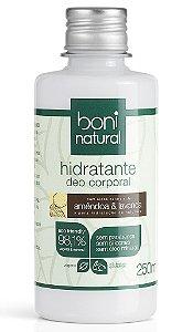 Hidratante Corporal Amêndoa e Lavanda Boni Natural - 250ml