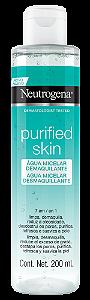 Água Micelar 7 em 1 Purified Skin Neutrogena - 200ml