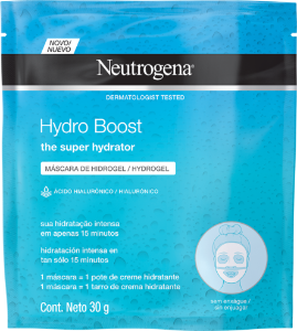 Hydro Boost Máscara de Hydrogel Neutrogena 30g