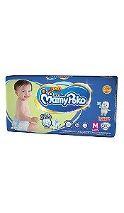 Fralda MamyPoko Fita Tamanho M – 34 unidades