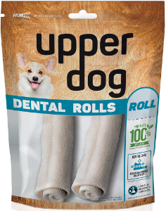 Upper Dog Roll Pequeno Dental Bone