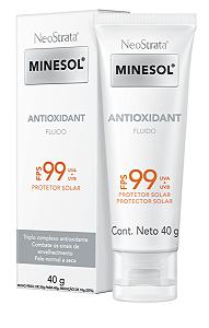 Minesol Protetor solar Neostrata Antioxidante FPS 99  40g