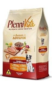 Plennivita Cães Adultos Frango e Cereais 1kg
