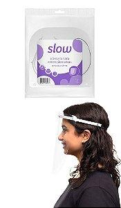 Máscara Slow Proteção Facial Reutilizável