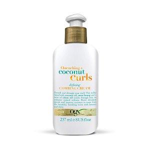 Creme Para Pentear Ogx Coconut Curls - 236mL