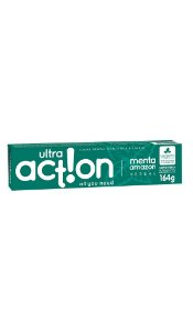 Ultra Action Creme Dental Vegano Menta Amazon 164g