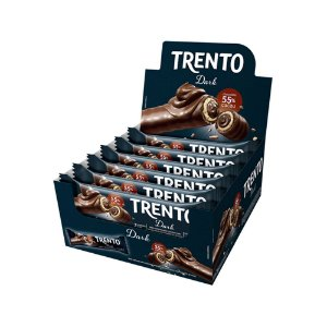 Trento Wafer Dark Display Com 16un