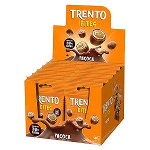 Trento Wafer Bites Paçoca Com 12un