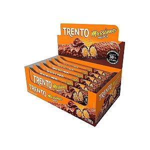 Trento Wafer Massimo Paçoca Com 16un