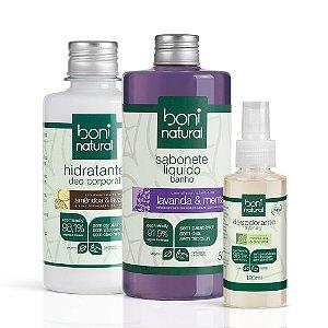 Kit Boni Natural Cuidados Diários