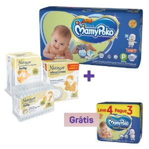 Kit Nosso Armazém Baby