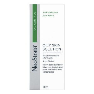 Neostrata Oil Control Oily Skin Solution - 100mL