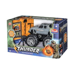 Pick Up Thunder Commando