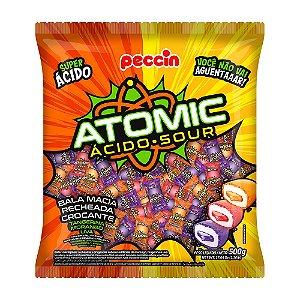 Bala Atomic Sour Sortida 500g